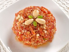 Gajar Ka Halwa With Khoya Recipe Photos