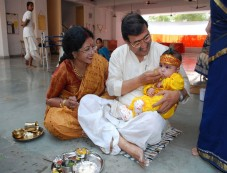 Importance Of The Annaprashana Ceremony Photos