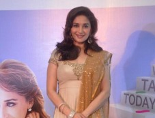Madhuri Dixit launches pose at campaign Photos