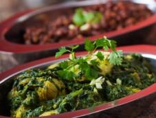 Palak Chicken Side Dish Recipe Photos