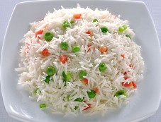 Peas Pulao With Butter Recipe Photos