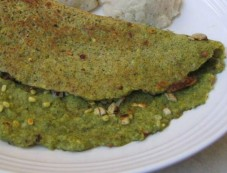 Pesarattu Dosa Recipe Photos