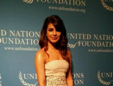 Priyanka Chopra At The United Nations Foundation Global Leadership Dinner Photos
