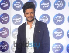 Riteish Deshmukh at Refresh your Love campaign Photos