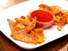 Spicy Chilli Potato Recipe Photos