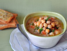 Vegetable Soup With Chikpeas Photos