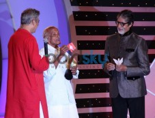 Amitabh Bachchan at CNN-IBN's Senior Citizen Awards Photos