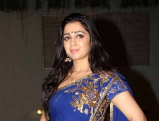 Charmy Kaur during CCL Inaguration 2014 Photos