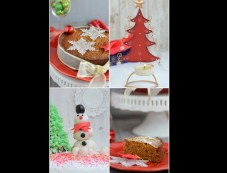 Christmas Fruit Cake Recipe Photos