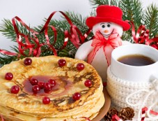 Ginger Pancake Recipe For Christmas Eve Breakfast Photos