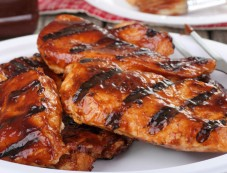 Grilled Salmon Indian Style Recipe Photos