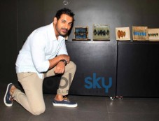 John Abraham during the Event Photos