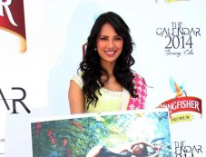 Launch of Kingfisher Calendar 2014 Photos