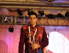 Marigold Watches with Rohhit Verma Fashion Show Photos