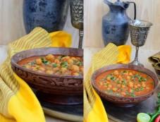 Rajasthani Ram Chane Recipe Photos