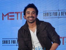 Rannvijay Singh during Launch of Metro shoes campaign Photos