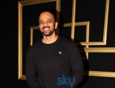 Rohit Shetty at Deepika Padukone Black and Gold Party Photos
