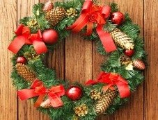 Significance Of The Christmas Wreath Photos