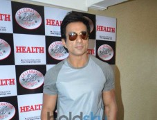 Sonu Sood at launch Health Mag Silver Jubilee Edition Photos