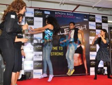 Bipasha launches of 3rd DVD edition Unleash Photos