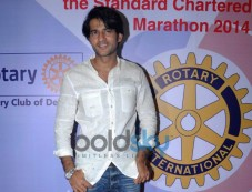 Celebs at charity initiative at SCMM 2014 Photos