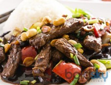 Chilli Beef Fry Recipe Photos