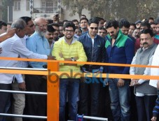 Dino Morea's Fitness studio Launch Photos