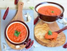Garlic Chutney Recipe Photos