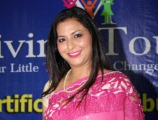 Gurpreet Kaur Chadha at Children Education Certificate Programe Photos