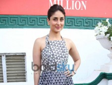 Kareena Kapoor Stuns at Mid Day Trophy Race Photos