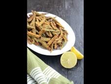 Kurkuri Bhindi Recipe Photos