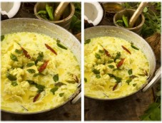 Mixed Vegetable Curry With Cashew Sauce Photos