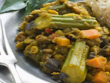 Mixed Vegetable Curry Photos