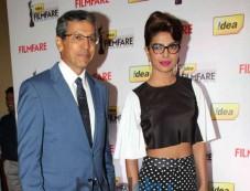 Priyanka Chopra Looks stunning At 59th Filmfare Awards PC Photos