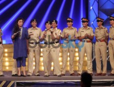 Rani Mukherjee during Mumbai Police's Umang 2014 Photos