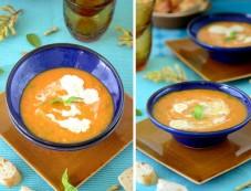 Red Lentil Soup With Coconut Milk Photos