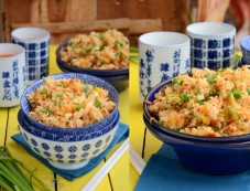Schezwan Fried Rice Recipe Photos
