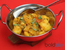 Tangy Aloo Tamatar Side Dish Recipe Photos