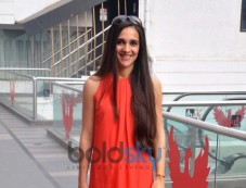 tara sharma at Lost in the Woods book launch Photos