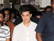 Aamir Khan during launch of book Sagar Movietone Photos