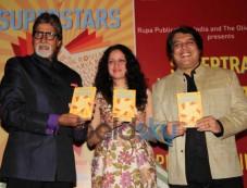 Amitabh Bachchan launches Priyanka Sinha's book Photos