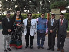 Bappi Lahiri Education For All good will Ambassador Photos