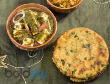 Besan Methi Ki Roti Recipe Photos