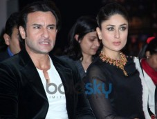 Saif Ali Khan and Kareena Kapoor Khan at IIFA press conference Photos