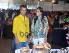 Bollywood celebs at Mana Shetty Araaish exhibition Photos