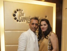 Celebs at Launch of Cappuccino Jewellery Store Photos