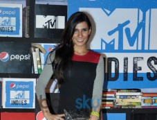 Celebs at Launch of Pepsi MTV Indies at Mehboob Studio Photos