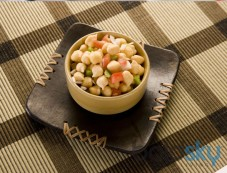Chana Salad Recipe Photos