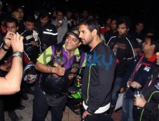 John Abraham at Hero Hockey India League Photos