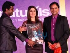 Kareena Kapoor Khan at Naturals Brand event Photos